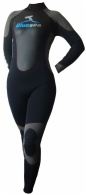 3mm Superstretch women's fullsuit