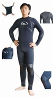 6mm Neoprene men's fullsuit
